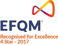 efqm recognised for excellence